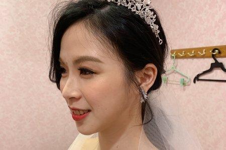 2019/05/25 單眼皮新娘
