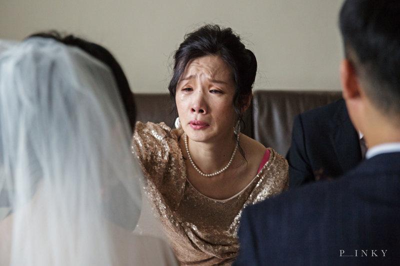 岳母的眼淚