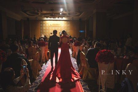 WeddingDay 桃園古華花園酒店