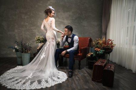 PreWedding 自助婚紗