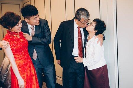 HAN & LIN 訂婚
