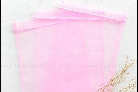 素面紗袋(23x33.5cm超大尺寸)