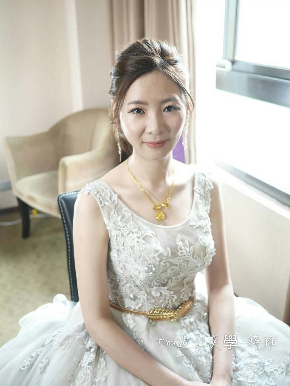 586853 - 雲林新秘/嘉義新娘秘書/Tina造型美學《結婚吧》