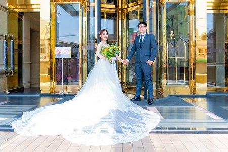 婚禮紀實 | E & M | 社頭海山珍食堂