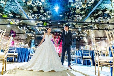 魚視界 婚禮攝影 | 天圓地方 | 婚禮宴客