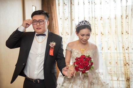婚禮平面攝影 單人單機