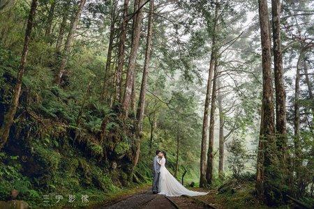 婚紗攝影 阿志 & Tina