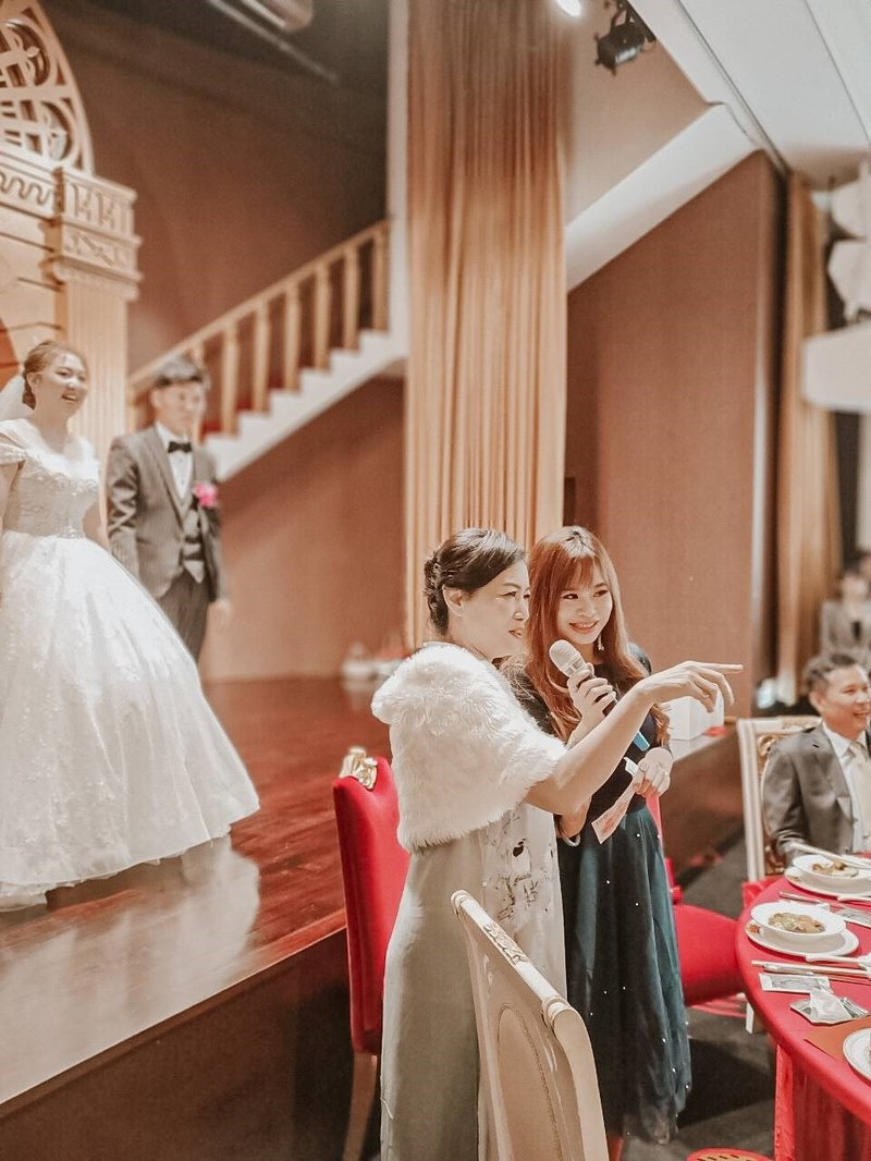 婚禮遊戲,小桌數,婚禮籌備