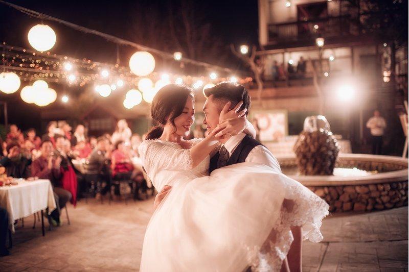 心之芳庭、婚宴會館、戶外婚禮、晚宴