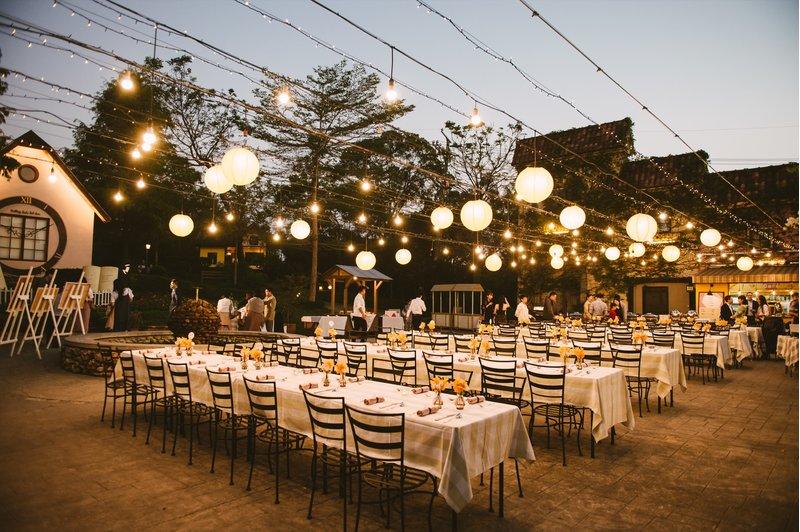 戶外婚禮、晚宴、婚宴場地、婚宴會館、心之芳庭