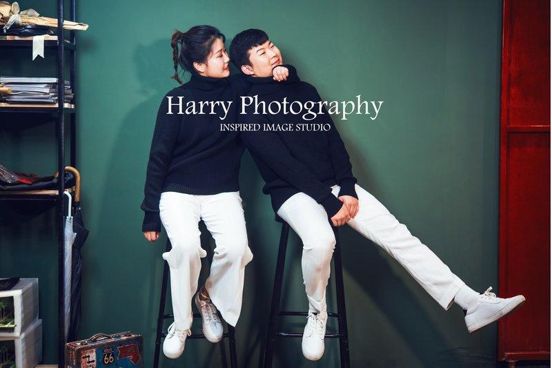 台北婚禮攝影工作室-婚攝哈利