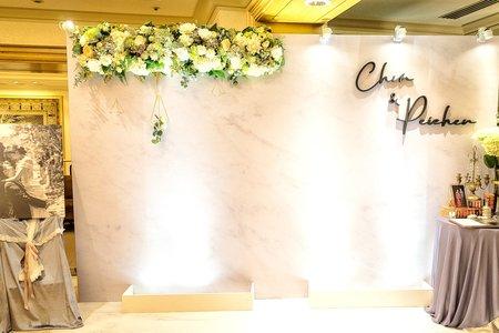 村花弄囍婚禮佈置❤結婚書約❤諮詢免費領取