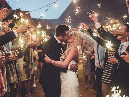 婚禮主持人教你7種進場方式,一起嗨翻婚禮