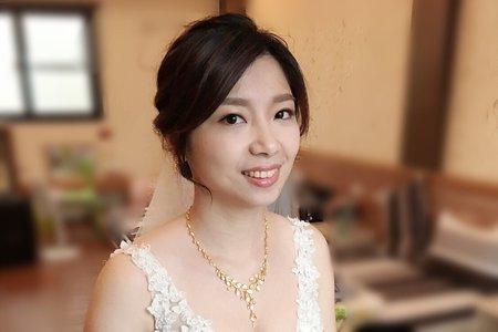 婚宴作品-短髮新娘