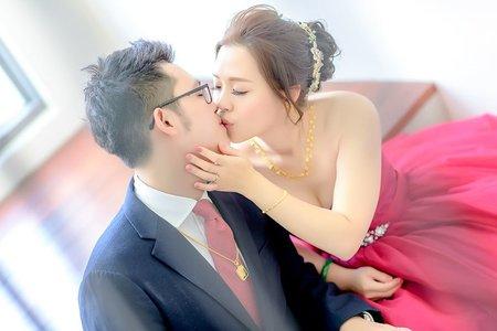 婚禮攝影-台中吉祥屋日式料理-Oscar&Connie-單儀式