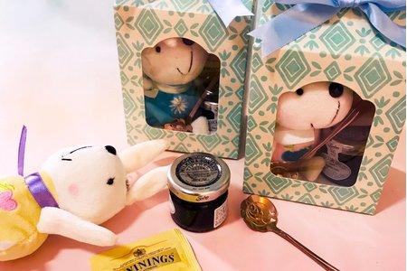 幸福兔果醬茶包組