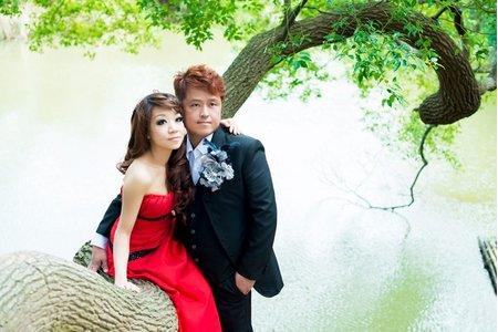 惇吉 靖雯 浪漫婚紗-1