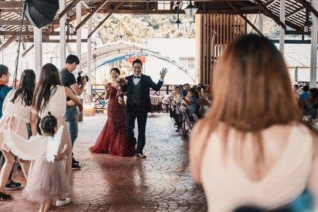 那一天,我們在古蹟舉辦婚禮!