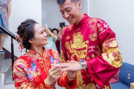💝 訂婚儀式單人雙機平面攝影&動態錄影