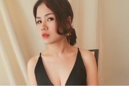 時尚~黑紗