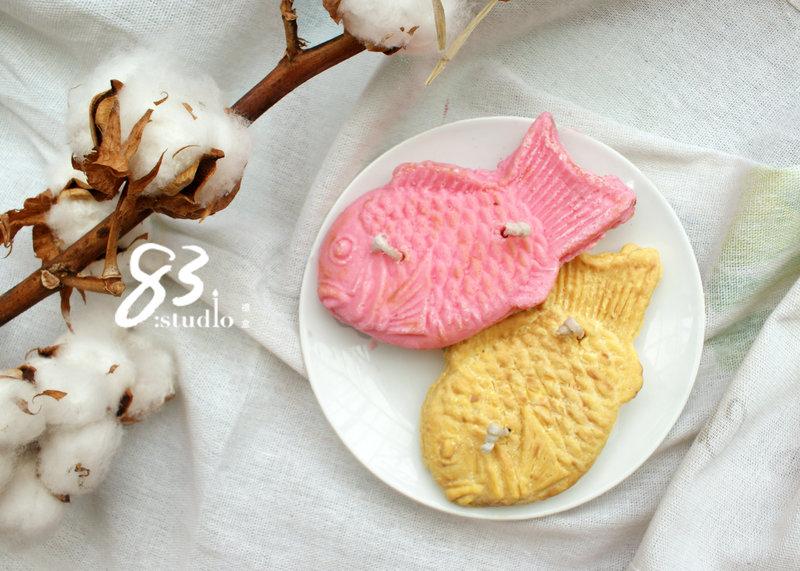 83鯛魚燒香氛蠟燭禮盒
