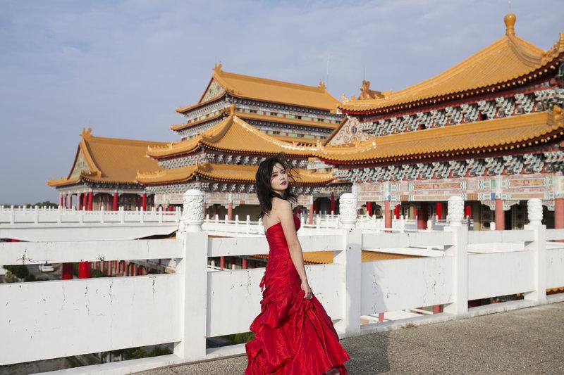 吉翔如意攝影工作室-婚紗包套&禮服出租作品