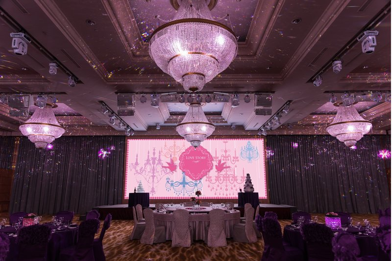 漢來大飯店(本館)九樓國際宴會廳