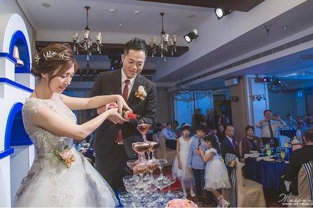 [花蓮婚禮紀錄]政雄&櫻芬 迎娶午宴 - 花蓮翰品酒店