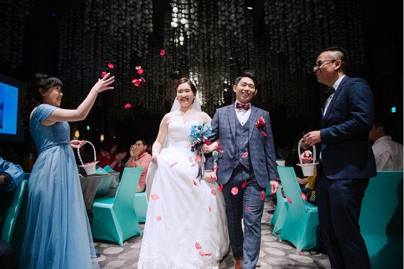 瞳心尉泯 -婚禮攝影