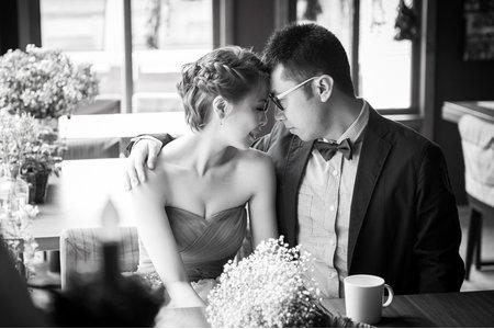 Ray & Jacqueline weddingdress