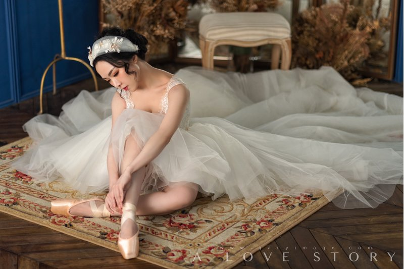 JoannaTzou新娘整體造型