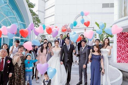 【文定迎娶】 星靚點婚宴會館|婚禮紀錄