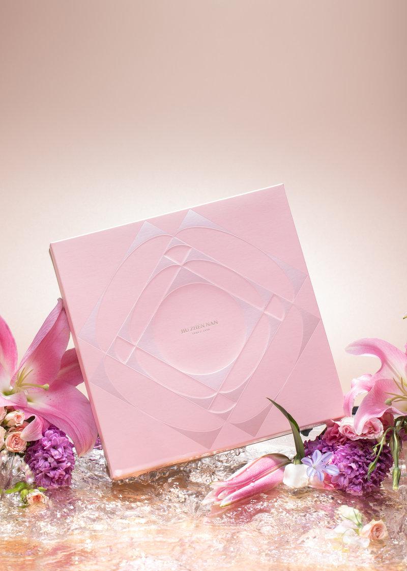 花漾婚禮-喜餅試吃送精緻小禮作品