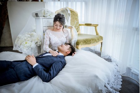 線上備婚X凱驛莎2021快閃婚紗寫真