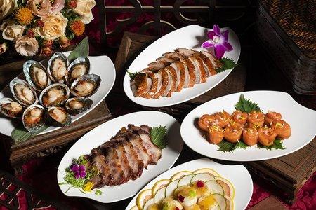香格里拉台北遠東- 喜宴菜色