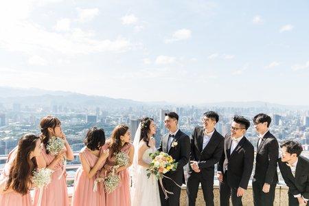 香格里拉台北遠東 婚紗必拍點