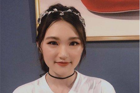 MW FREESIA 新娘秘書Alin設計師