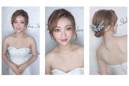 「仙氣盤髮」