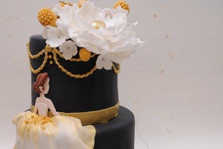 WC婚禮蛋糕