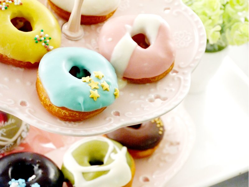 Maru maru Donuts阿丸甜甜