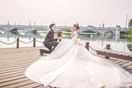 線上備婚X聖羅雅【公證紀念】包套(B)