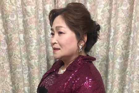 秋雲媽媽妝
