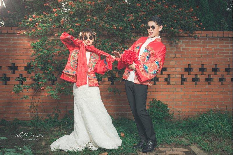 中國風也能很逗趣~混搭超時尚