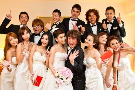 藝人-康康wedding