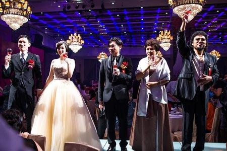 菲哥兒子-wedding