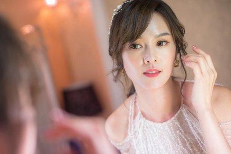 台視主播 劉宜函 Wedding