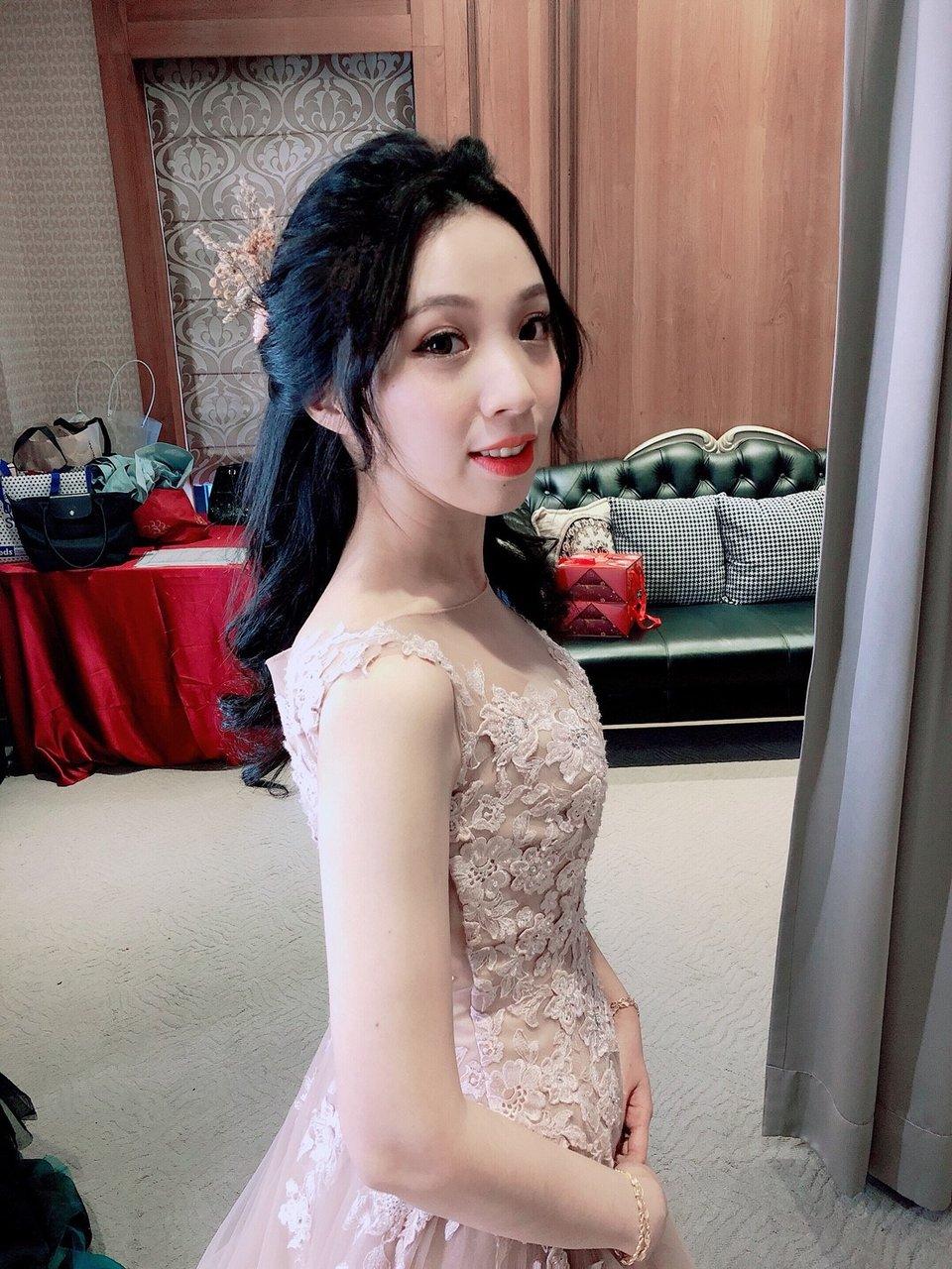 Joan Yu,大推我的新秘~~Joan~~