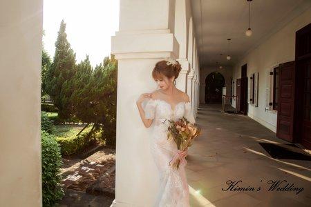 淡水小白宮婚紗
