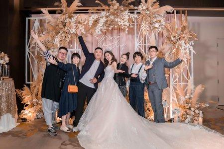 婚禮紀錄/婚禮儀式 迎娶 宴客