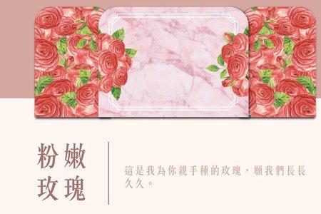 《粉嫩玫瑰》